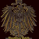 Deutsches Reich ..German Empire Eagle 1888 by edsimoneit