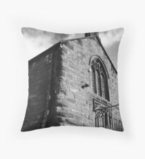 Chester Church Throw Pillow