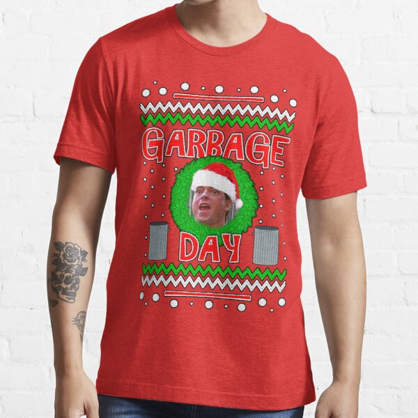 Garbage Day! - Christmas Sweater Essential T-Shirt