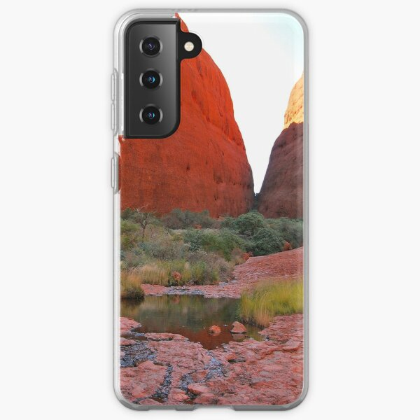 The Valley of the Winds Samsung Galaxy Soft Case