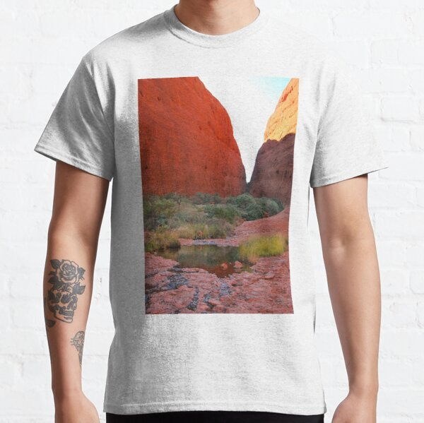 The Valley of the Winds Classic T-Shirt