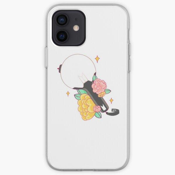 BTS Army Bomb Cute Design iPhone Soft Case
