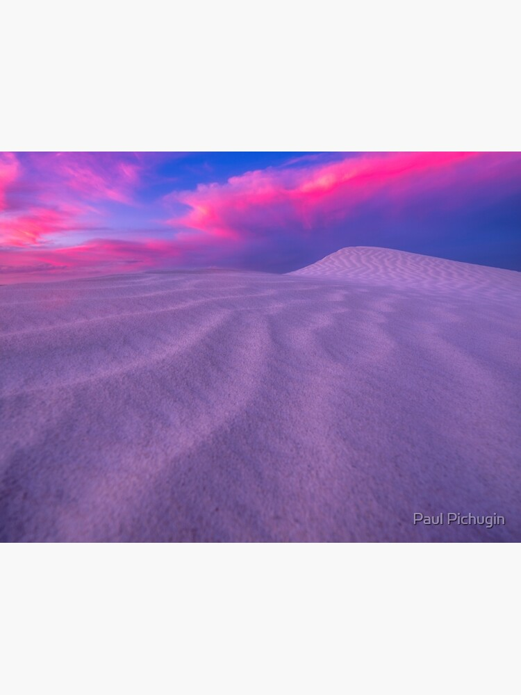 Esperance Dunes Sunset by paulmp
