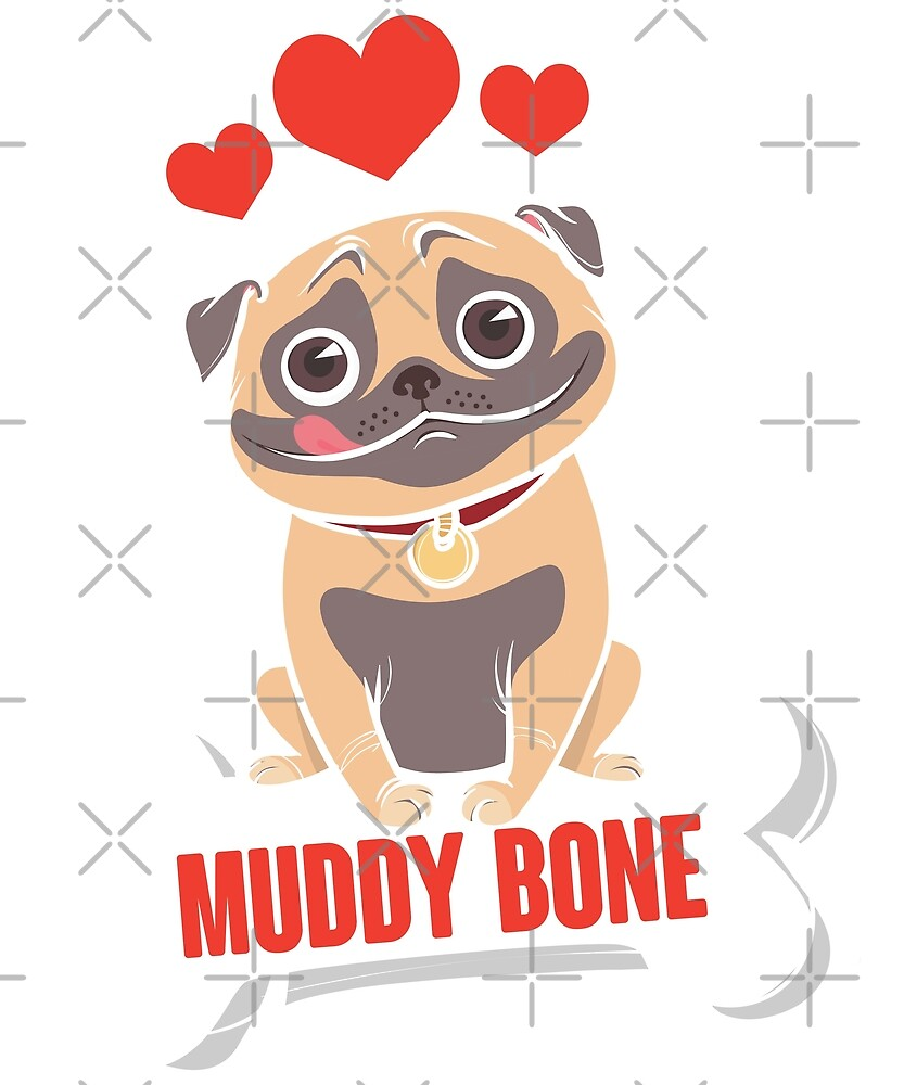 Muddy Bone by SavvyTurtle