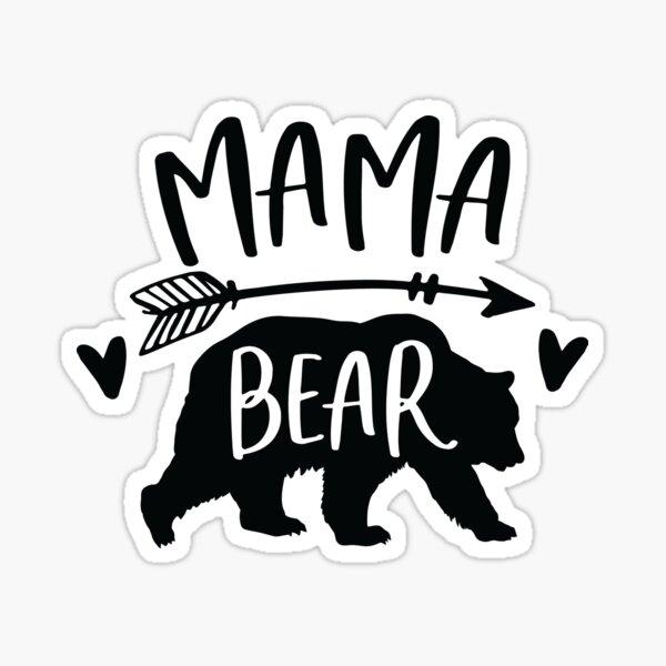 Mama Bear - Bear Family  Sticker