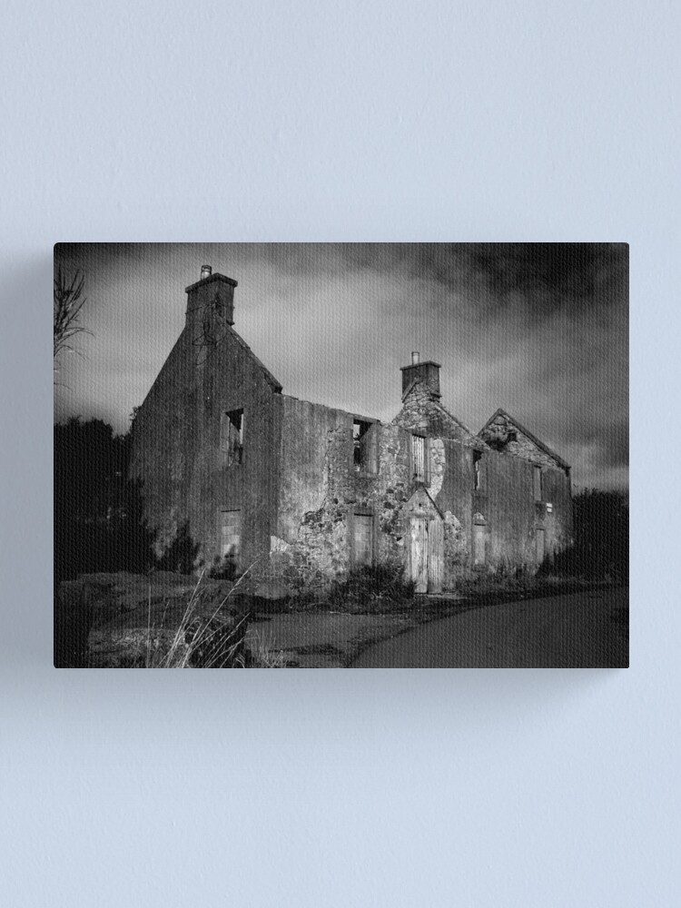 Alternate view of The Ruin Canvas Print