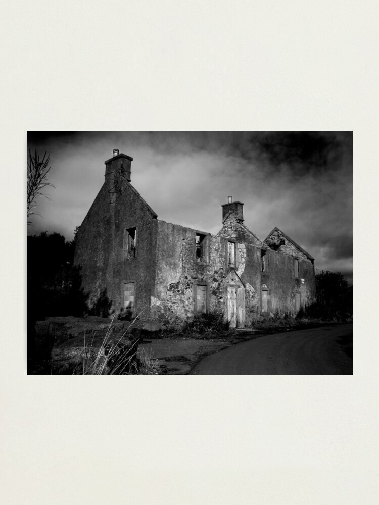 Alternate view of The Ruin Photographic Print