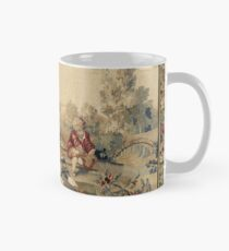 Aubusson  Antique French Tapestry Classic Mug