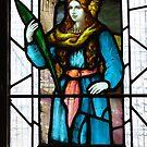 Saint Barbara by wiggyofipswich