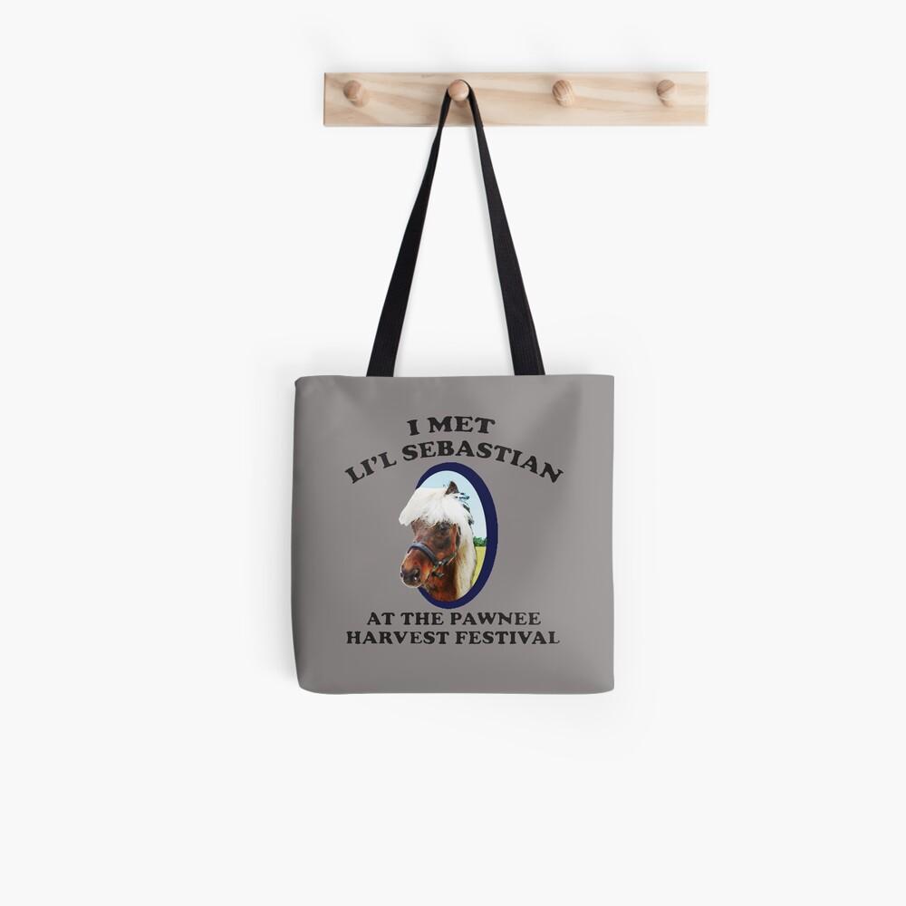 Li'l Sebastion Tote Bag