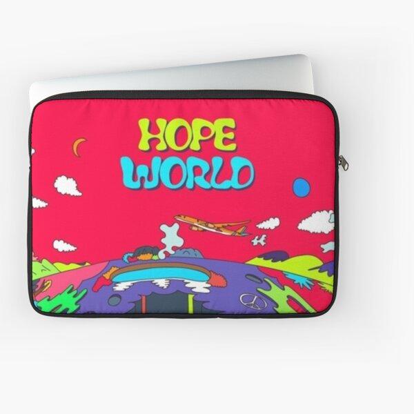 hope world Laptop Sleeve