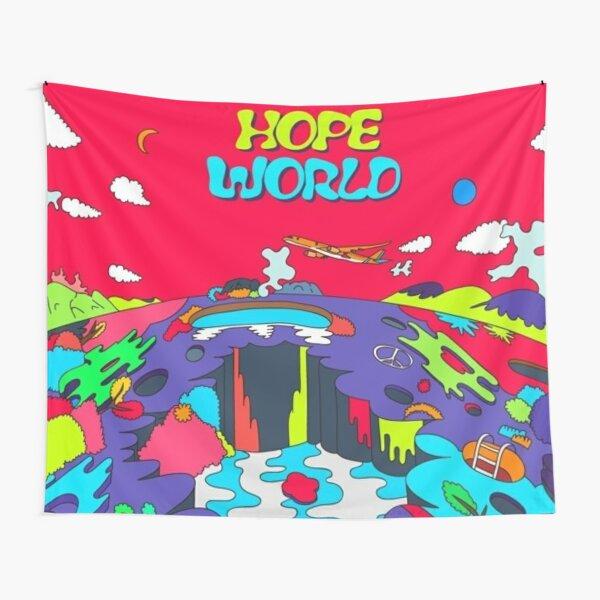 hope world Tapestry