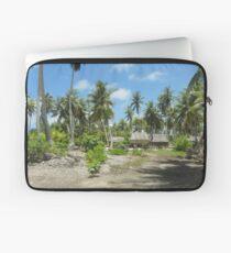 an awe-inspiring Kiribati landscape Laptop Sleeve