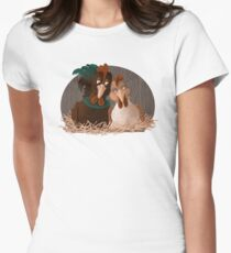 Poultry Partners Women's Fitted T-Shirt