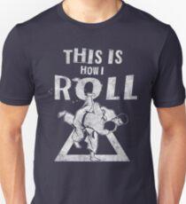 90ac283d Jiu Jitsu Shirt for BJJ lovers Slim Fit T-Shirt