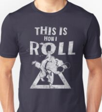 Jiu Jitsu Shirt for BJJ lovers Slim Fit T-Shirt