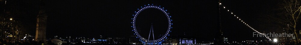 London Eye by Frenchleather