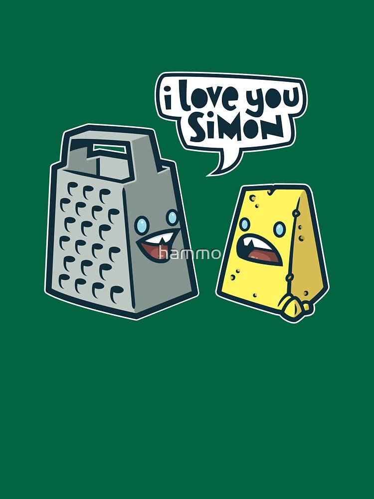 I Love You Simon | Unisex T-Shirt