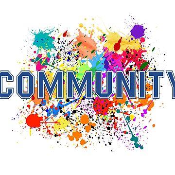 Community Paintball Episode by KangarooZach41