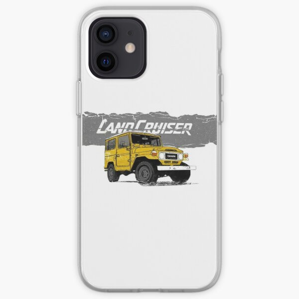 FJ40 land cruiser  iPhone Soft Case