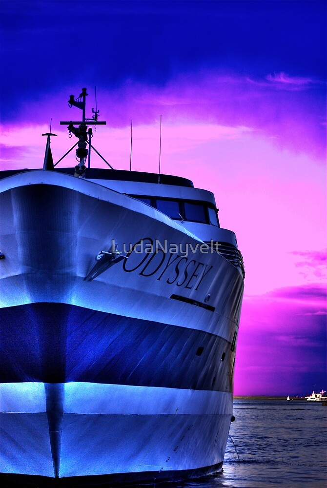 Odyssey Cruise by LudaNayvelt