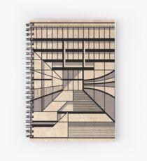Birmingham Central Library Spiral Notebook