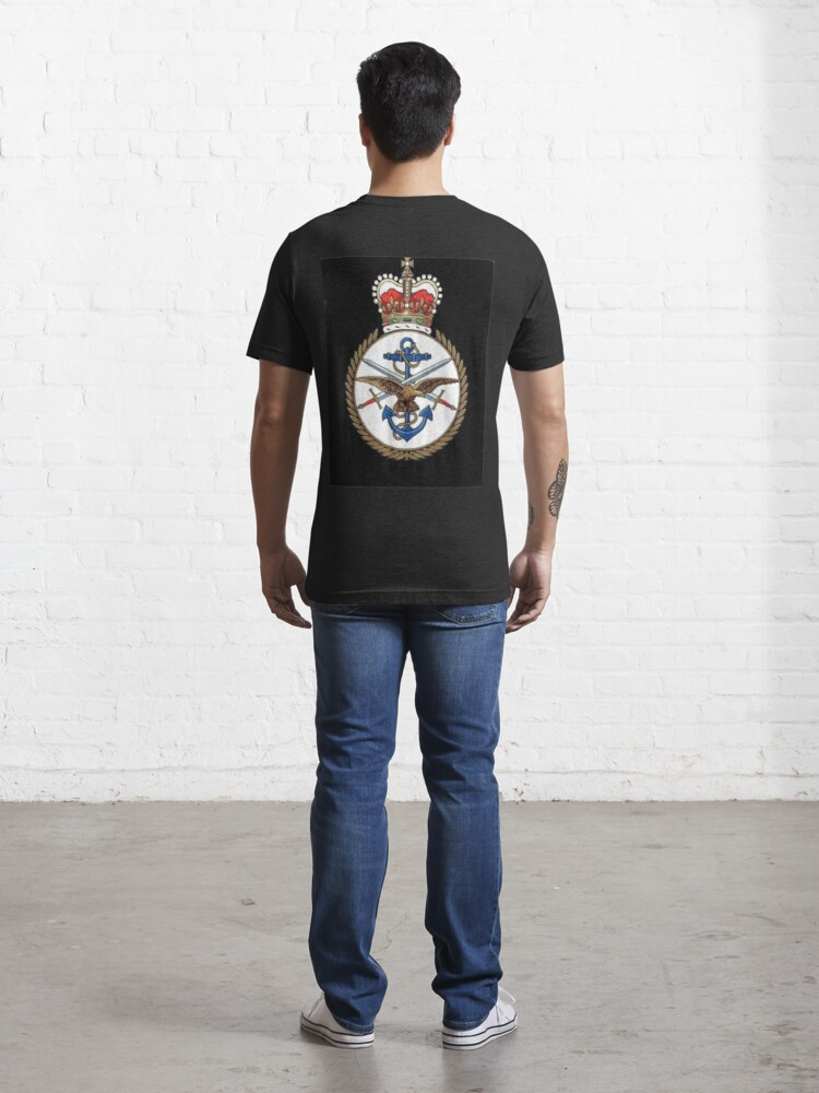 Alternate view of Ministry of Defence Essential T-Shirt