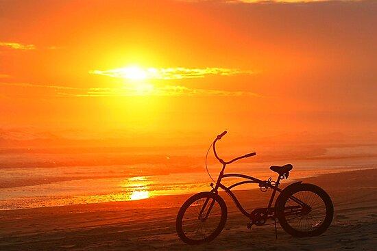 Sunset Cruiser by JGetsinger