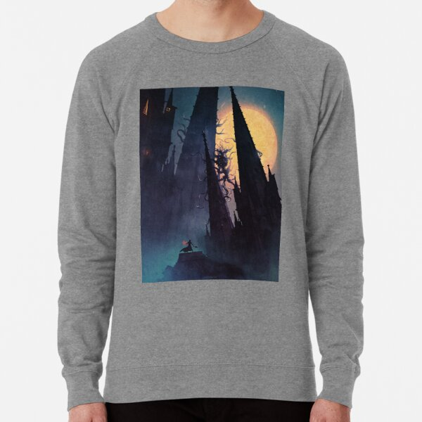 Moon Presence Lightweight Sweatshirt