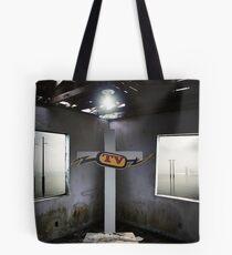 T. V. Tote Bag