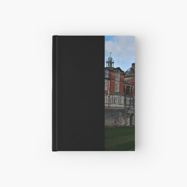 Britannia Royal Naval College Hardcover Journal