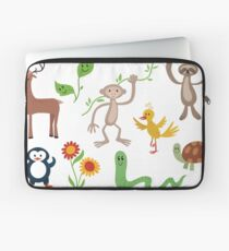 Cute Nature Vectors Laptop Sleeve