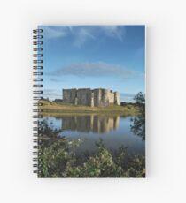 Carew Castle Spiral Notebook