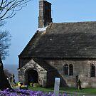 St Peters Church Heysham by Paul Gibbons