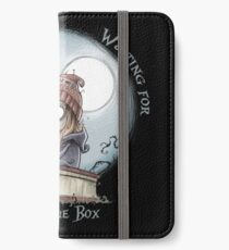 The Girl Who Waited iPhone Wallet/Case/Skin