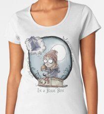 The Girl Who Waited Women's Premium T-Shirt