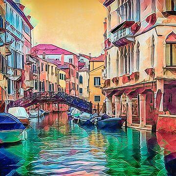 A Venetian Kaleidoscope by Tarrby