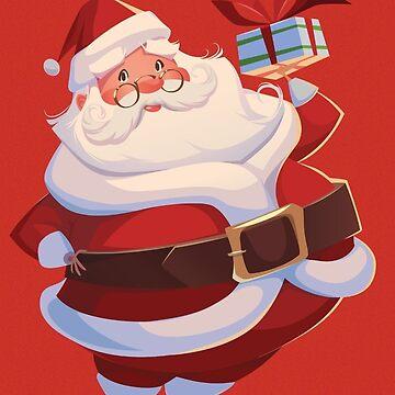 Babbo Natale - Santa Claus by MosWorldShop
