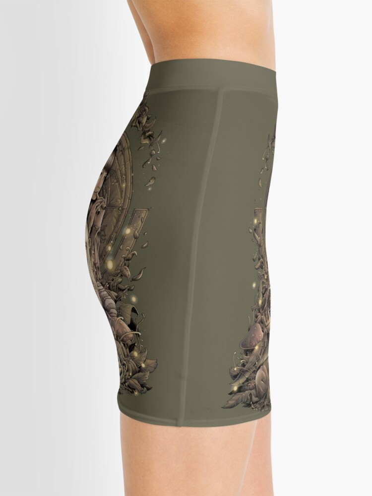 Alternate view of The Great Conjunction Mini Skirt