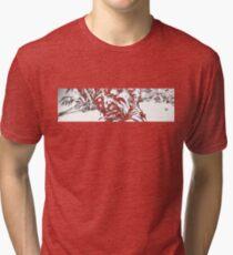 Ibraim Roberson Zombie 3 v2 Tri-blend T-Shirt