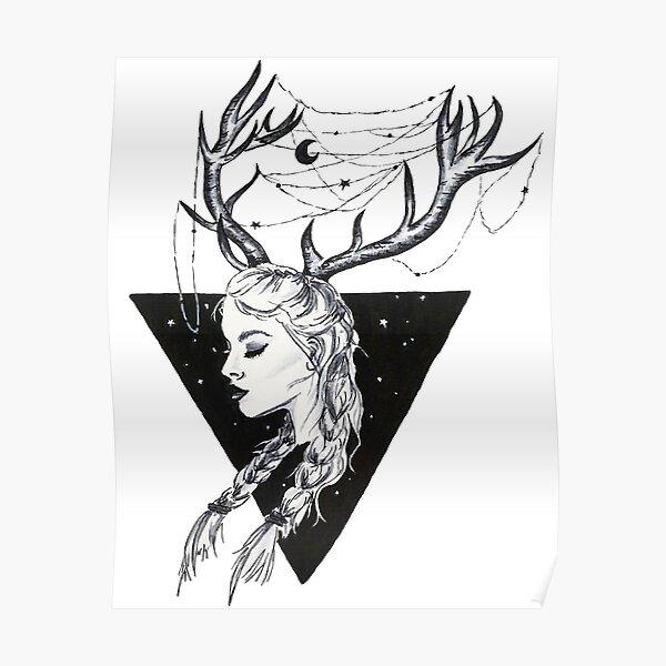 Queen of Terrasen Poster