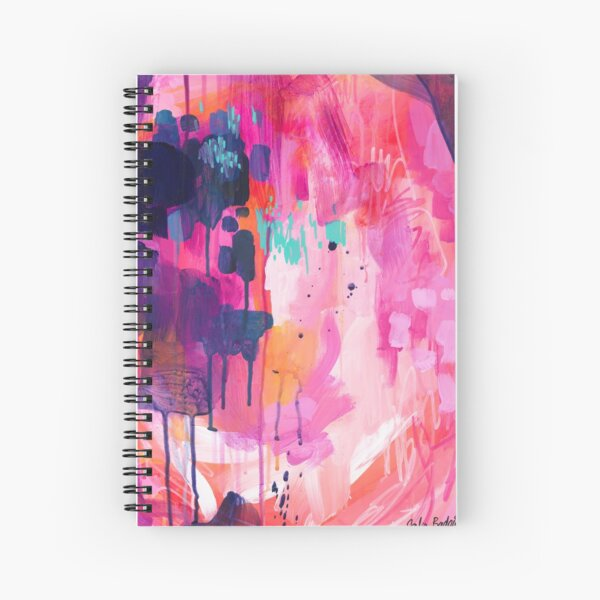 """60/100 - """"Marching to my own Tune"""" Spiral Notebook"""
