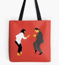 Pulp Fiction - Minimal Artwork Tote Bag