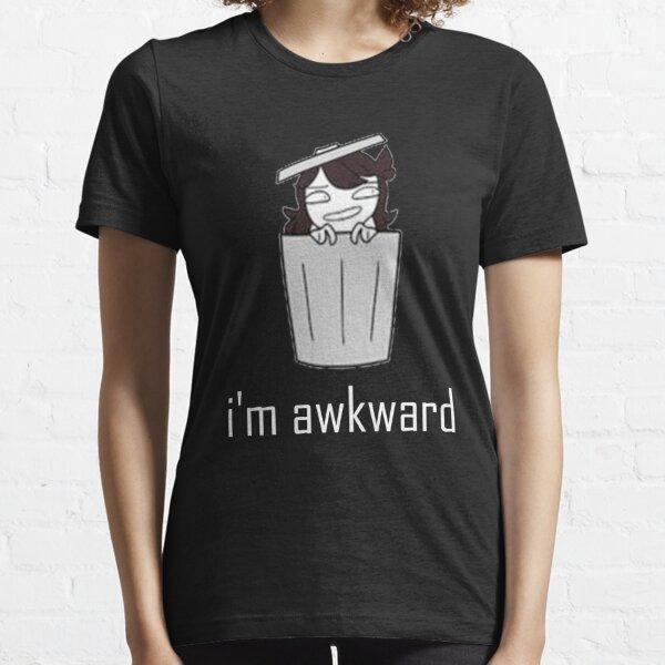 Jaiden animations I'm awkward Essential T-Shirt