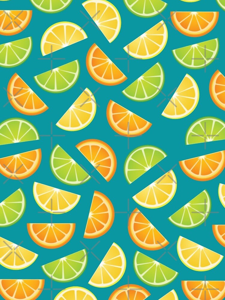 Lemons, Limes and Oranges by Lauramazing