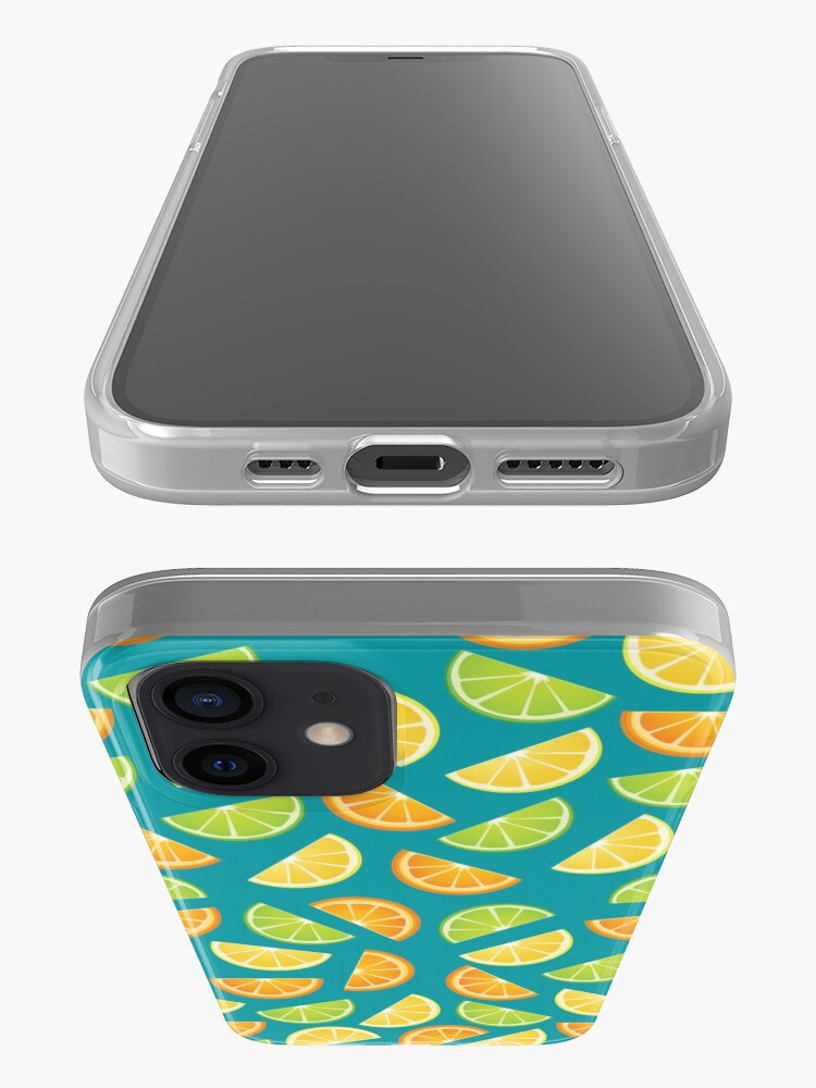 Alternate view of Lemons, Limes and Oranges iPhone Case & Cover