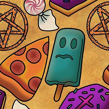 Dulce y Spooky de ChrisJeffery