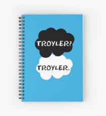 Troyler - TFIOS Spiral Notebook
