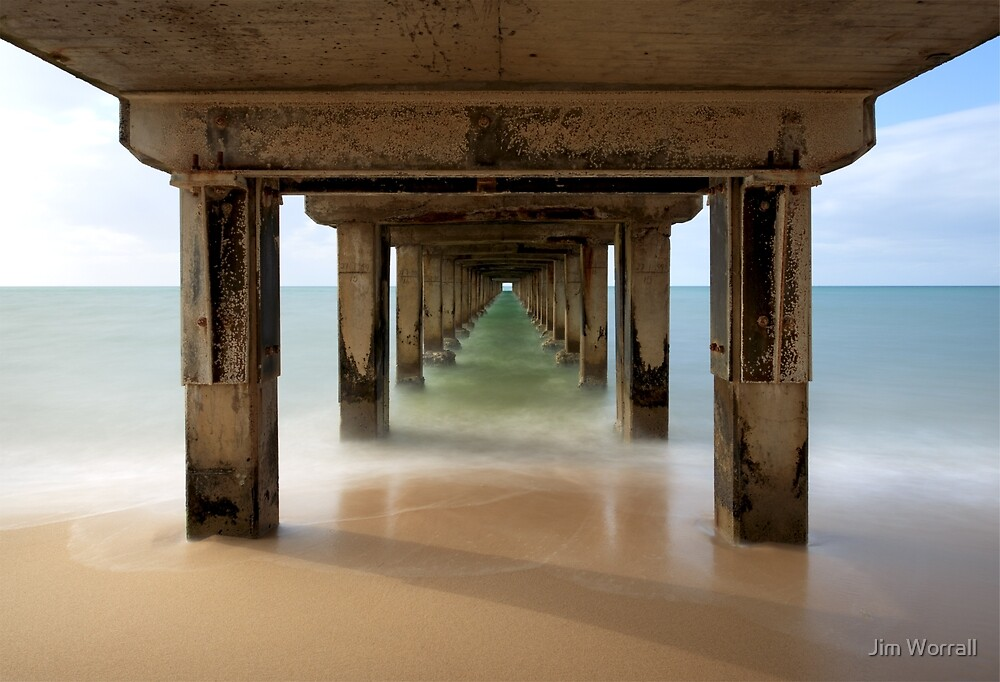 Dromana Pier by Jim Worrall