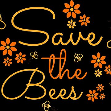 Save The Bees by anziehend